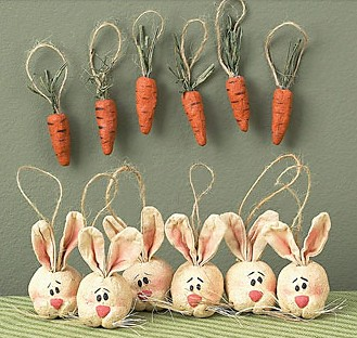 Easter ornaments flickr photo sharing for Easter craft ideas to sell