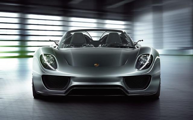 Porsche 918 Spader