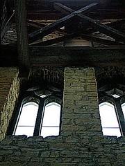 church bell(0.0), ruins(0.0), bell(0.0), column(1.0),