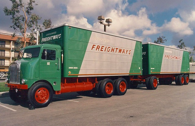 "Early Freightliner ""CF"""