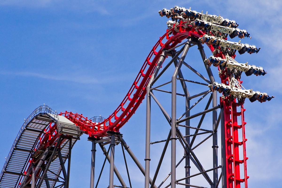 x2 roller coaster -#main