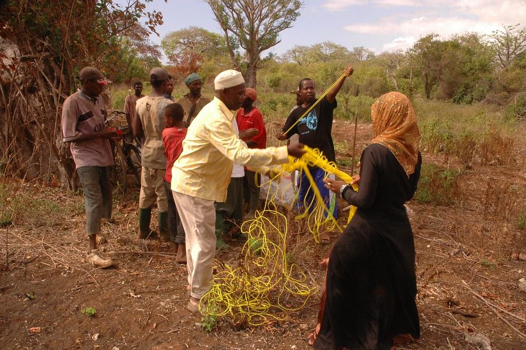 measuring Uwandani