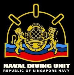 Singapore naval diving unit silent professional tactical for Naval diving unit