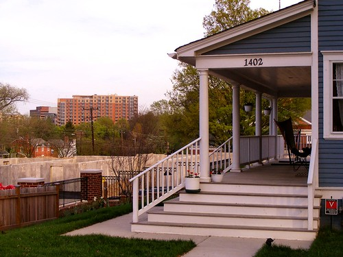 A Porch In Silver Spring