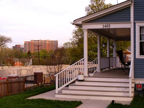 A Porch In Silver Spring