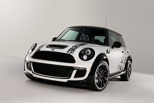 MINI Cooper Bully by Simachev