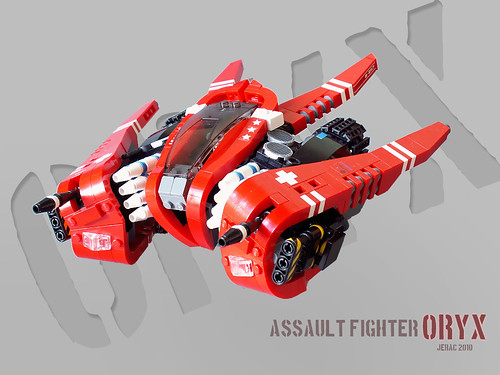 Oryx assault fighter