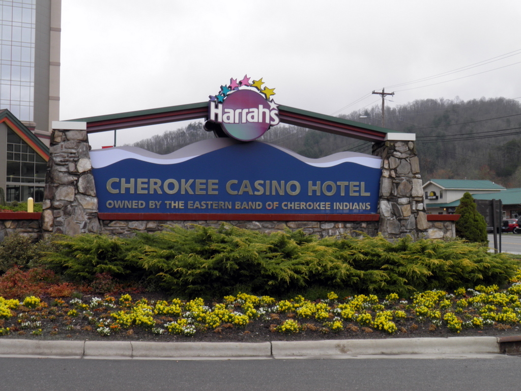 Harrahs Casino Cherokee North Carolina