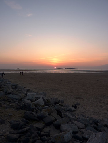 West Kirby Sunset 1