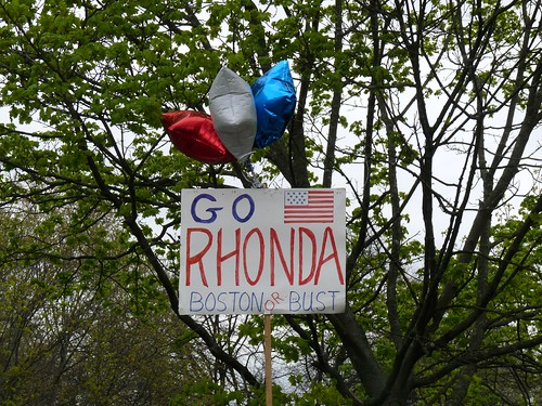 Go Rhonda!