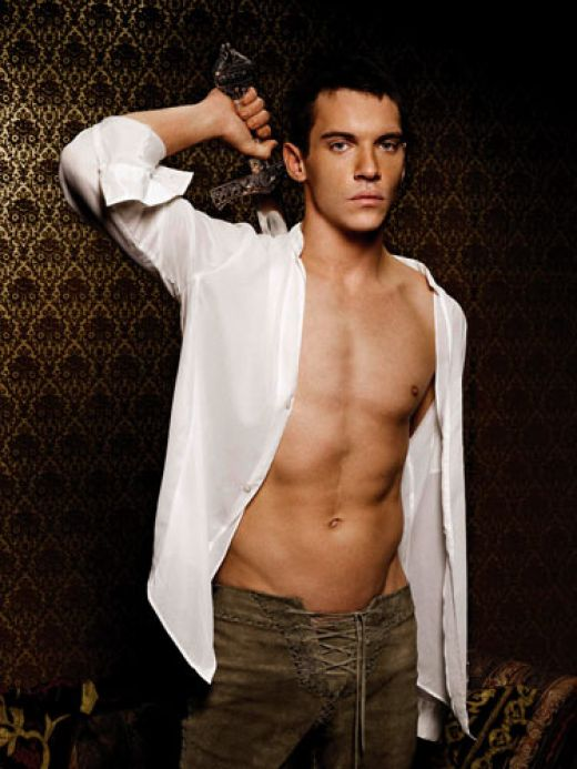 Sexy Irish Actors: Jonathan Rhys Meyers