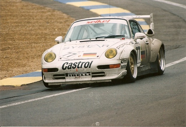 porsche 911 gt2 le mans 1995 flickr photo sharing. Black Bedroom Furniture Sets. Home Design Ideas