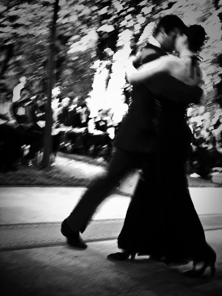 ... un tango ...
