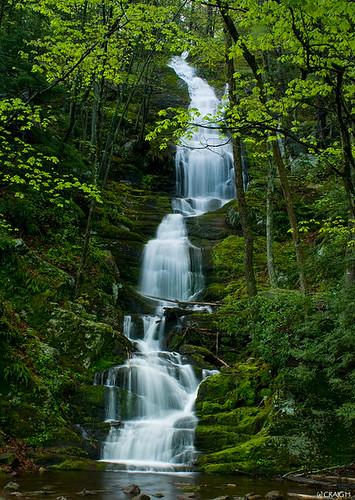 Buttermilk Falls by Craig HtwoO