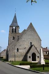 Eglise Saint-Loup de Bransles