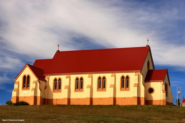 St Andrews Catholic Church - Nimmitabel, NSW - Built 1863