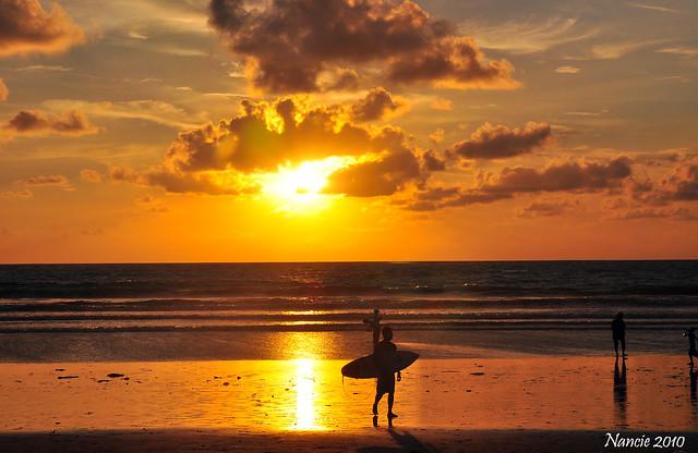 Day's End, Jimbaran Beach, Bali