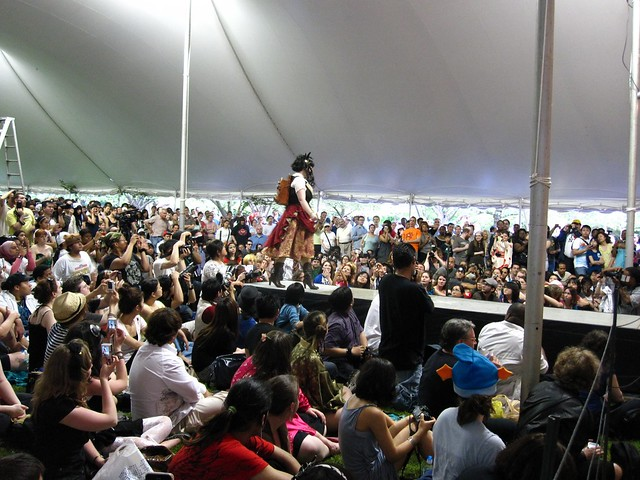 The Cosplay Fashion Show: A cavalcade of the alternative fashion industry's brightest stars!