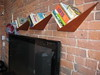 V-Shape shelf by Patrick from Parka Avenue