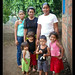 Host family in Villa 15 Julio, Nicaragua (2)