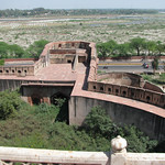 4599573120 A background View of Dry Jamuna River IN Agra