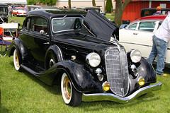automobile, packard 120, vehicle, antique car, sedan, classic car, vintage car, land vehicle, luxury vehicle, motor vehicle,
