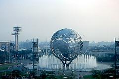 New York World's Fair - Unisphere