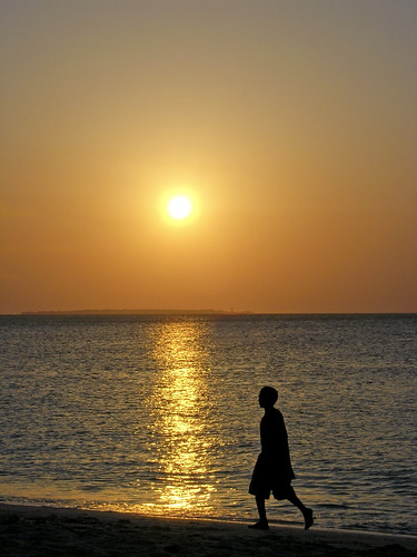sunset sea sun zanzibar tandy andreatrifilidis