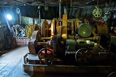Ye Old Machine Room...
