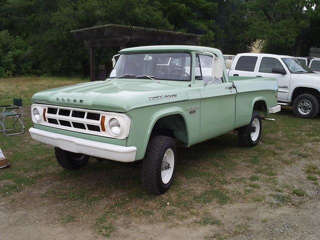 1968 W100 Dodge Power Wagon | Flickr - Photo Sharing!