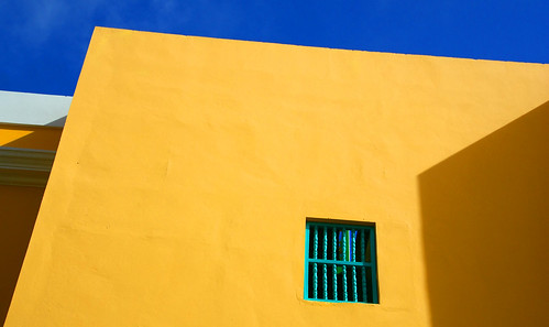 PARED AMARILLA (YELLOW WALL)