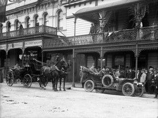Visit of Governor-General to Greymouth, 29 November 1911
