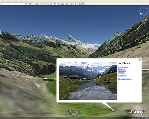 Switzerland: Evolène Lac d'Arbey