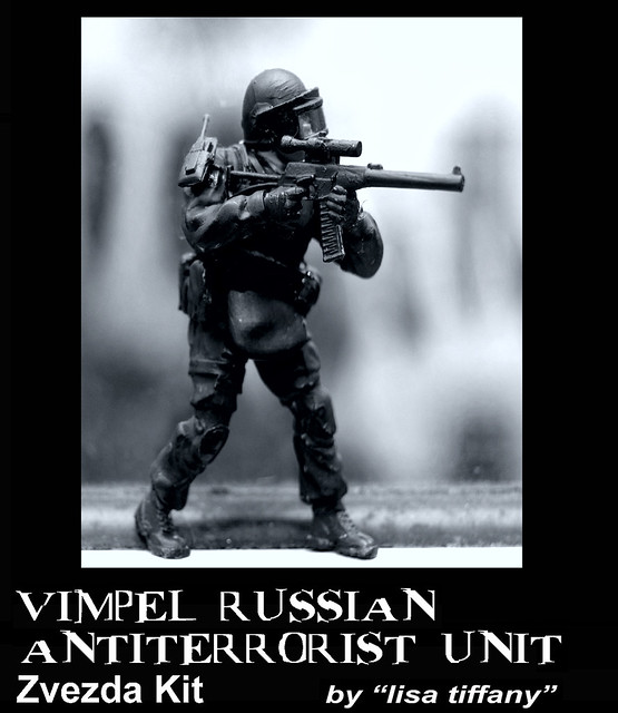 Vimpel Russian Antiterrorist Unit (3)