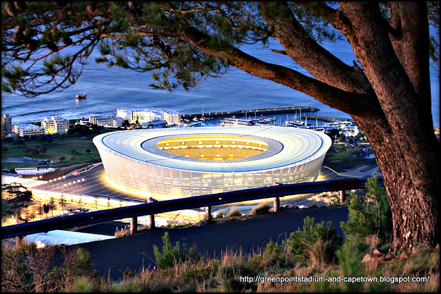 Cape Town Stadium uses Flickr