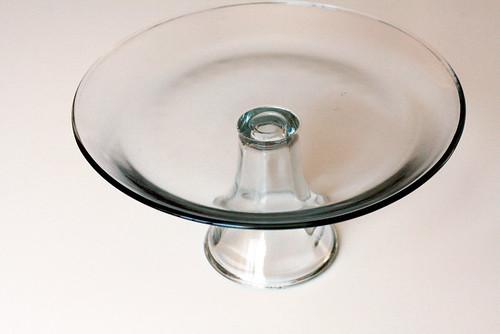 alisaburke painted glass cake stand. Black Bedroom Furniture Sets. Home Design Ideas