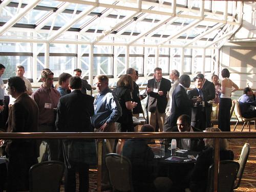 7th Annual MITX Technology Awards Lobby