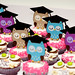 Wise Owl Cupcakes (Graduation)