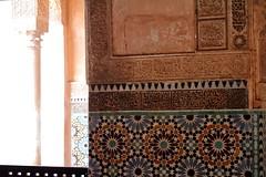 Wall Pattern Detail