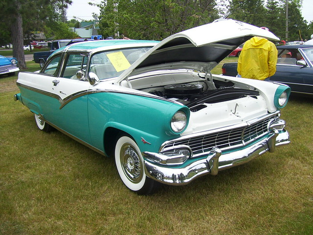 1956 Ford Crown Victoria Flickr Photo Sharing
