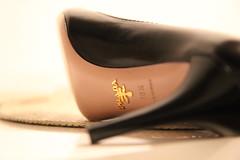 brown, footwear, high-heeled footwear, leather, close-up,