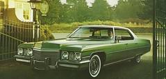 Cadillac at the Augusta Golf Club