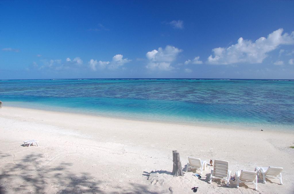 Аитутаки остров фото