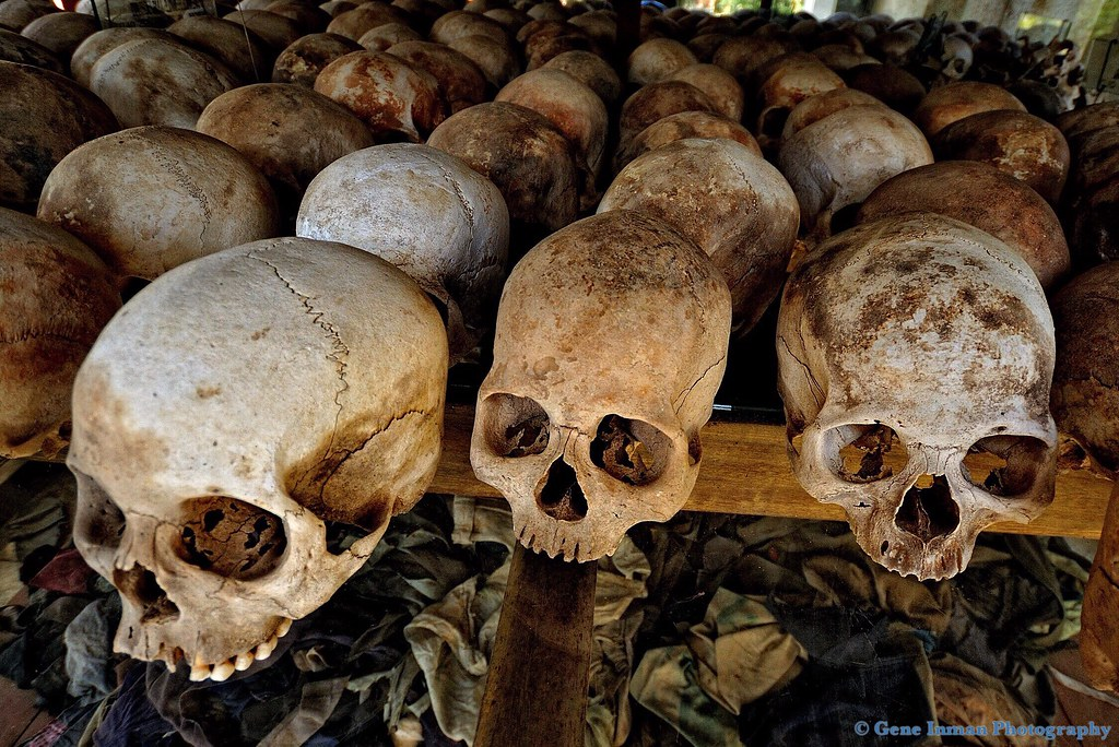 Victims of Khmer Rouge - Cambodia