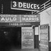 3 deuces 52nd st 1948 by Al Q
