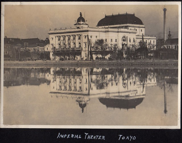 Imperial Theater, Tokyo