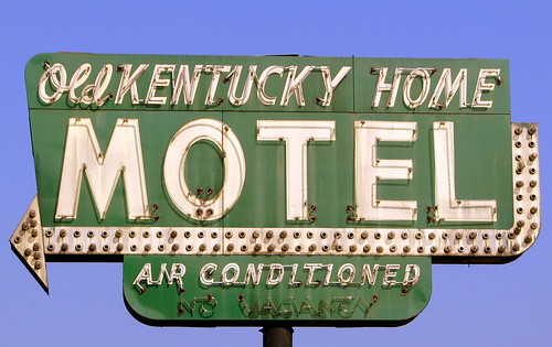 Old Kentucky Home Motel