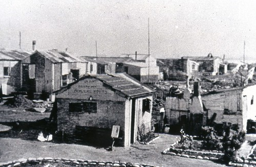 C917-0278 Nobby's Unemployment Camp, Newcastle, NSW, Australia