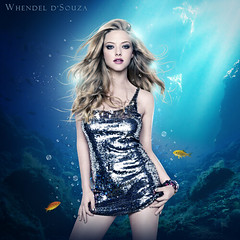 The Magic of Water - Amanda Seyfried [To: MariB] Whendel' dSouza