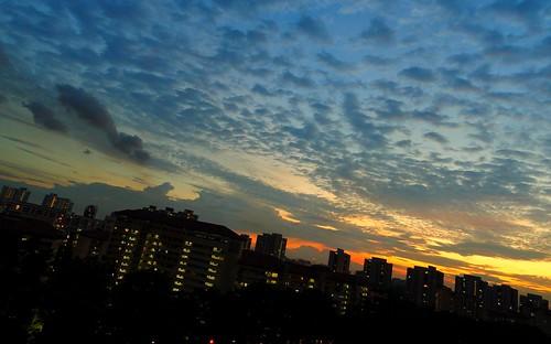 sky singapore 日落 linkway88